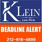 FLDM ALERT: The Klein Law Firm Announces a Lead Plaintiff Deadline of November 20, 2020 in the Class Action Filed on Behalf of Fluidigm Corporation Limited Shareholders