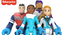 Mattel pays tribute to frontline workers with special edition collectible action figures