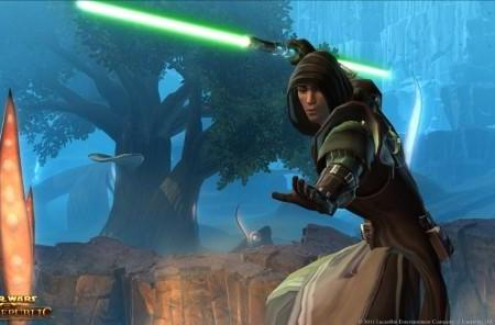 The agonizing wait for Star Wars: The Old Republic's launch date continues [Updated]