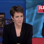 Rachel Maddow Once Again Draws Huge Ratings for MSNBC
