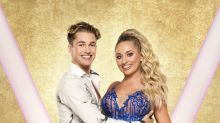 Saffron Barker and AJ Pritchard make immediate impact on Strictly Come Dancing