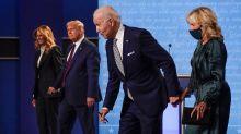 The week in polls: Trump trails in 10 of 11 swing states, plurality says Biden won 1st debate