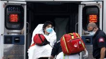 Speed of coronavirus deaths shock doctors as New York toll hits new high
