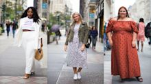 'Shed the fear of how you think you are supposed to look!' — 8 curvy street style stars share their fall fashion tips