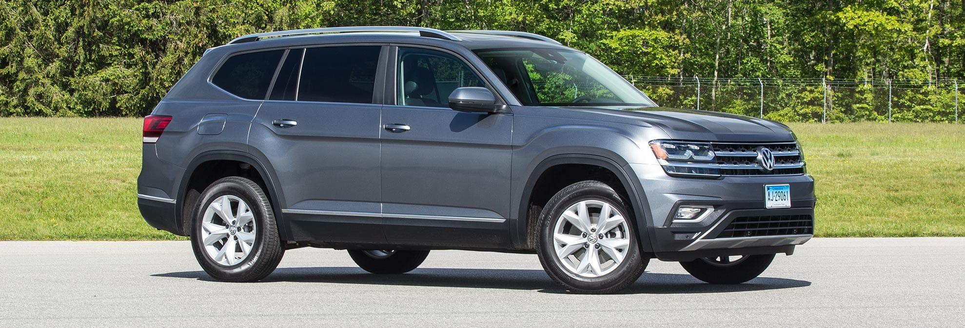 2018 volkswagen atlas is an suv done the american way. Black Bedroom Furniture Sets. Home Design Ideas