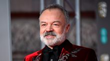 Bafta viewers divided over Graham Norton's jokes