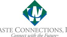 Waste Connections Announces Executive Transition Plan
