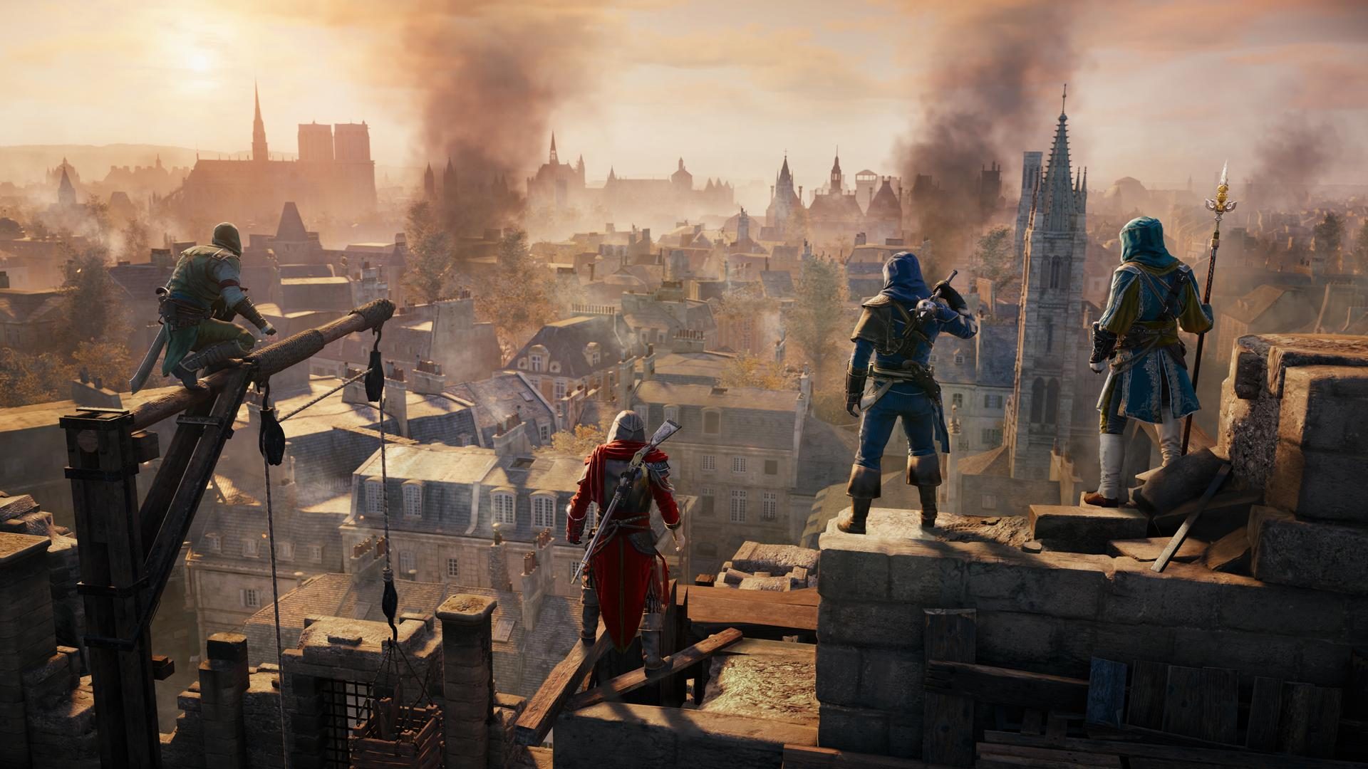 Next Assassin S Creed Unity Patch Has 300 Fixes Will Arrive This Week