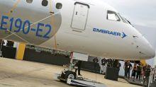 Helvetic Airways to buy a dozen next-gen Embraer jets - filing