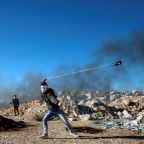 Israeli forces kill Palestinian in West Bank clashes: medics