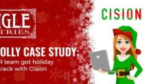 Kringle Industries Partners With Cision To Spread Holiday Cheer