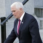 Pence heading back to Indiana hometown after Biden inaugural
