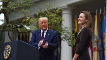 Etats-Unis: Donald Trump nomme la juge conservatrice Amy Coney Barrett à la Cour Suprême