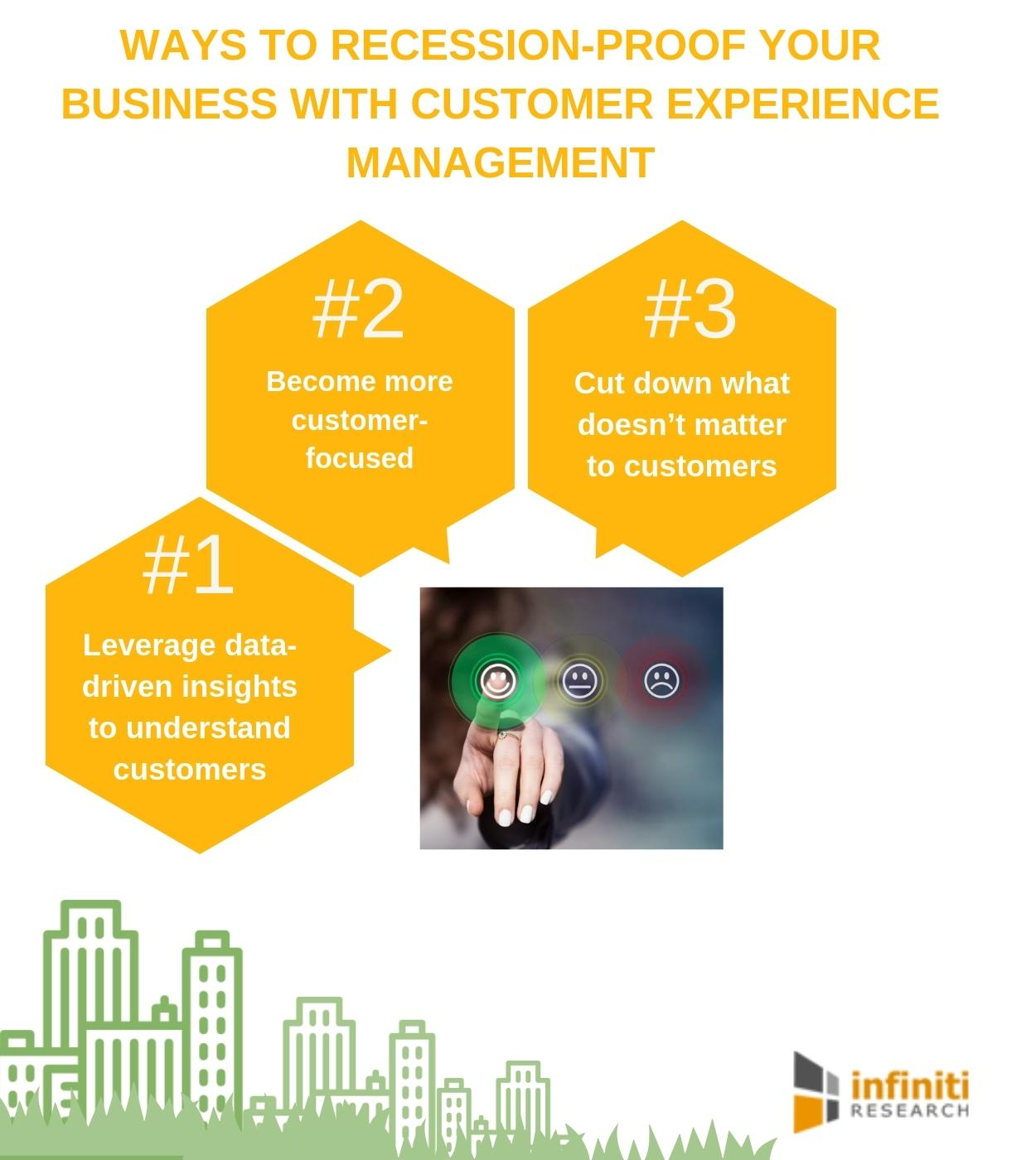 How Customer Experience Management Can Help Recession-Proof Your Business | Infiniti Research's Latest Blog Explains