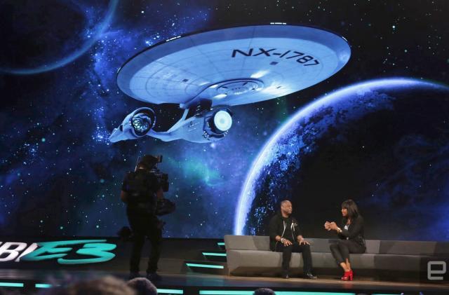 'Star Trek Bridge Crew' puts you inside a VR starship this fall