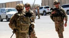 United States formally announces troop reduction in Iraq