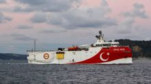Greece says it's close to resuming maritime talks with Turkey