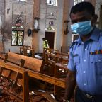 ISIS claims responsibility for Sri Lanka Easter bombings that killed over 350