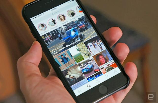 Instagram now lets you bookmark photos and videos