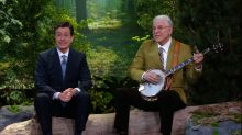 Steve Martin and Stephen Colbert's Funny Song About Friendship