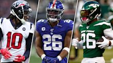 What happened to the first round of 2019 fantasy football drafts?
