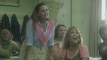 Netflix viraliza su propia parodia de Élite con estrellas de series juveniles de los años 90