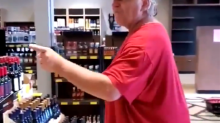 Canadian shopper explodes in racist rant over liquor store mask policy