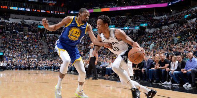 GAME RECAP: Spurs 111, Warriors 105