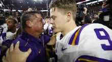 LSU's win over Alabama might have helped re-elect the governor