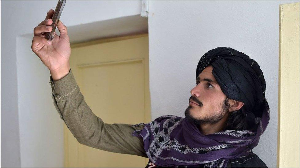 Facebook says it has banned the Taliban and all content supporting it from its platforms as it considers the group to be a terrorist organisation. Its