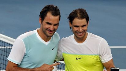 Rod Laver praises Rafael Nadal and Roger Federer but says 'no one' is greatest of all time