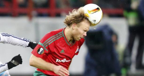 Foot - RUS - Le Lokomotiv Moscou remporte la Coupe de Russie