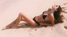 Kaia Gerber, en bikini para celebrar su millón de seguidores en Instagram