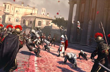 Preview: Assassin's Creed Brotherhood (single player)
