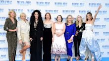 In Pictures: Meryl Streep and Cher lead star-studded Mamma Mia 2 premiere