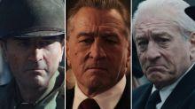 'The Irishman': Netflix Unveils First Look at Robert De Niro's Complete VFX Transformation
