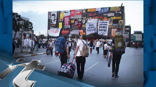 ISTANBUL Breaking News: In Istanbul's Taksim Square, an Achilles' Heel