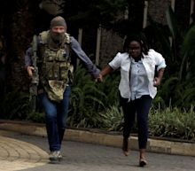 SAS hero of Nairobi terror attack in line to receive George Cross
