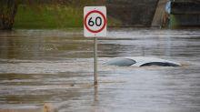Victorian man found dead in floodwaters