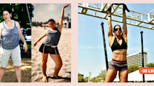 'Competing In Obstacle Course Races Helped Me Gain Tons Of Muscle—And Lose 35 Pounds'