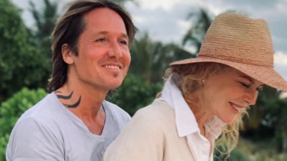 Keith Urban and Nicole Kidman's adorable wedding anniversary post