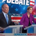 Candidates Go Up Against Michael Bloomberg As He Takes The Debate State For The First Time