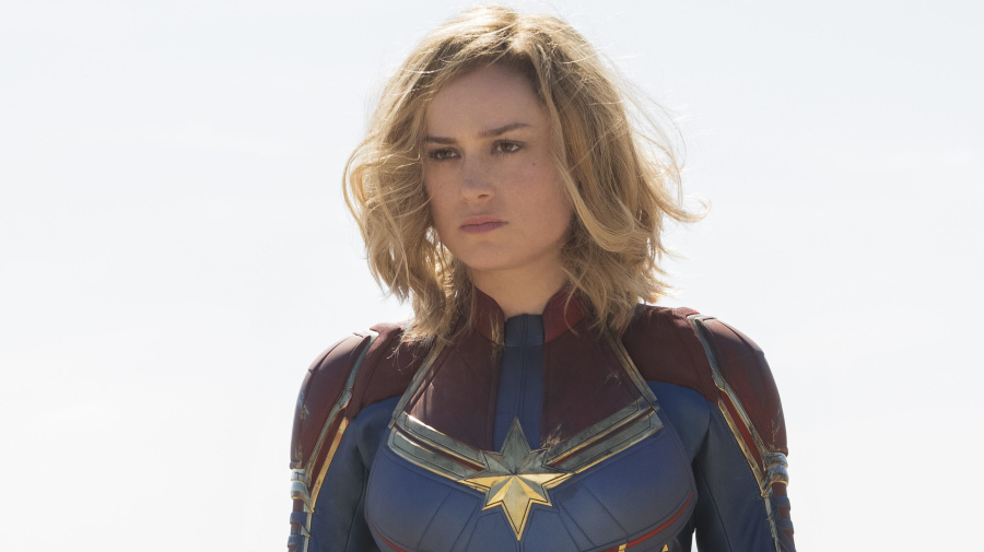 The first 'Captain Marvel' trailer has landed