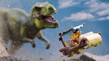 Models im Miniaturformat: Fotograf setzt Spielzeugfiguren beeindruckend in Szene
