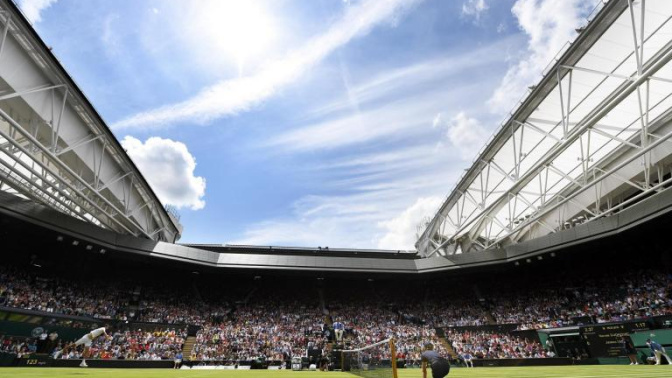 Wimbledon to deliver 'ultimate highlights' using Artificial Intelligence at 2017 Championships