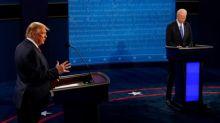 Os principais pontos do último debate entre Trump e Biden nos EUA