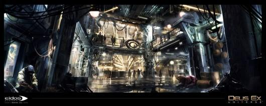 Deus Ex: Universe announced, includes new PC and next-gen console games