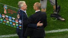 Foot - L. nations - BEL - Roberto Martinez (Belgique) a «hâte d'affronter à nouveau la France» en Ligue des nations