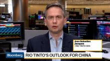 Rio Tinto CEO Remains Positive on China Outlook