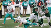Brian Flores insists there is no QB competition for the Miami Dolphins
